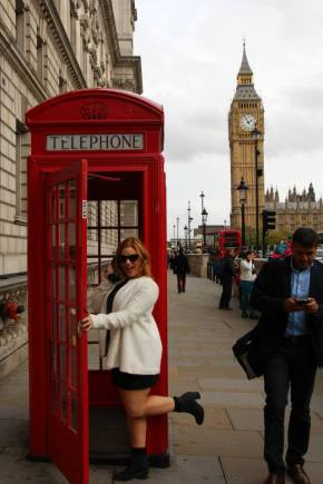 London: The West End, High Tea andWicked