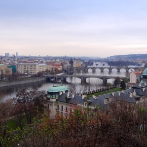 Prague: You Look Sooo Slovak