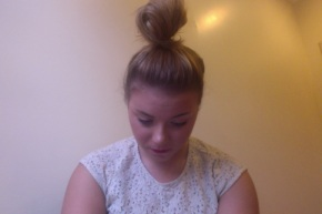 A Top Knot Tutorial